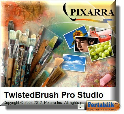 TwistedBrush Pro Studio 19.16 Portable by Baltagy
