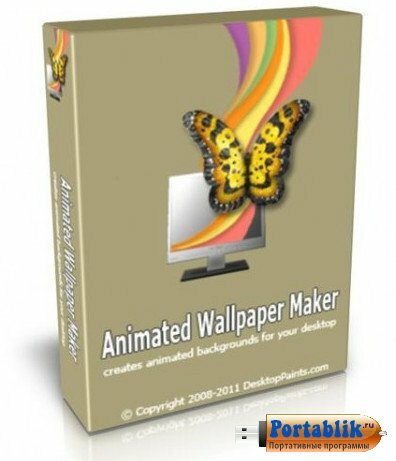 Animated Wallpaper Maker 3.1.5 Portable by T_BAG