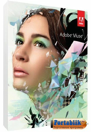 Adobe Muse 3.2 Portable