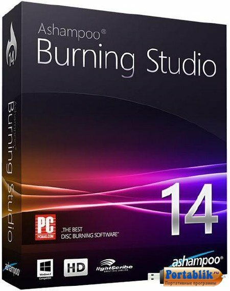 Ashampoo Burning Studio 14 14.0.3.12 Final RePacK & Portable by D!akov