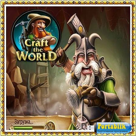 Craft The World v1.1.0.10 Portable RUS|ENG