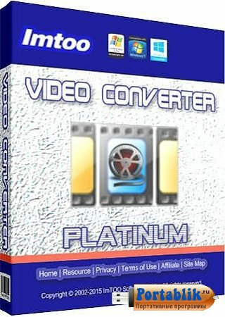 ImTOO Video Converter Ultimate 7.8.9.20150724 /Platinum 7.8.11.20150923 Portable