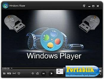 Windows Player 3.2.0.0 Portable - ������������� ����������� ����������