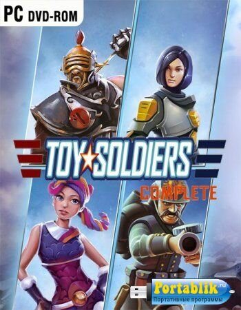 Toy Soldiers: Complete Portable (2016, PC)