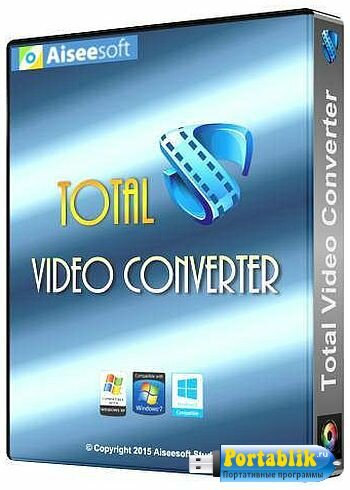 Aiseesoft Video Converter 9.0.18 Ultimate Portable by TryRooM – видео конвертер + видео редактор + видеоплеер