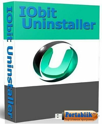 IObit Uninstaller 5.2.5.135 Portable by PortableApps - полное и корректное удаление ранее установленных приложений